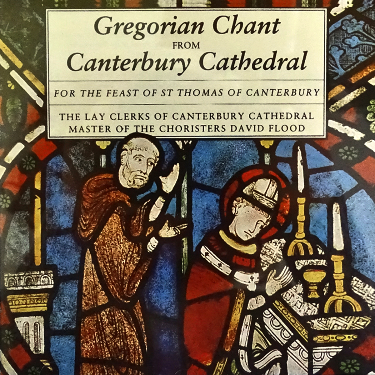 Canterbury Cathedral - Gregorian Chant from Canterbury Cathedral